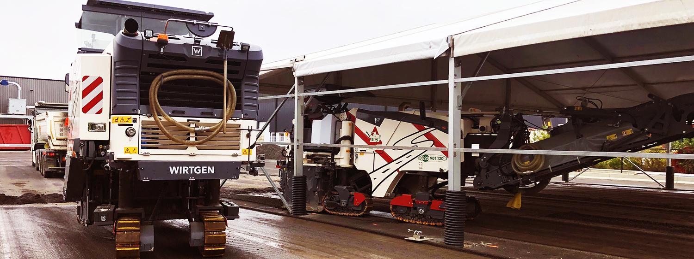Photo d'accueil du site Fraisage Services Grand Sud